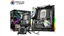 MSI chính thức ra mắt bmc MEG X399 Creation