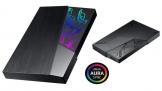ASUS ra mắt HDD di động tích hợp LED RGB