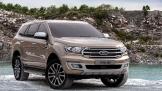 Ford Everest 2018: Động cơ mới, hộp số mới