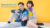 Samsung Galaxy J8: Dễ dàng chi phục giới trẻ