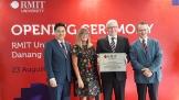 RMIT Việt Nam ra mắt TT Ngoại ngữ tại Đà Nẵng