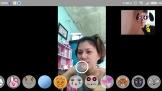 Facebook Messenger thêm tính năng AR cho cuộc gọi video