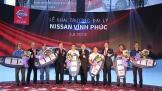 Nissan Việt Nam khai trương Đại lý Nissan Vĩnh Phúc 3S