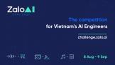 Zalo AI Challenge tạo cơ hội để cộng đồng nghiên cứu AI phát triển