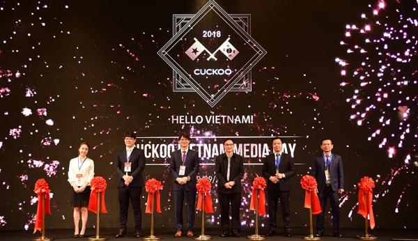 CUCKOO chính thức gia nhập thị trường Việt Nam