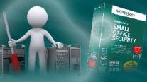 Ngăn chặn mối đe dọa trong vài phút với Kaspersky Small Office Security