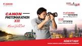 Canon Photomarathon 2018 chính thức khởi động