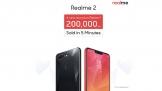 Realme 2 tiếp tục gặt hái thành công tại Ấn Độ