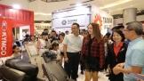 Không gian trải nghiệm Taiwan Excellence lần đầu đến với người tiêu dùng Hà Nội