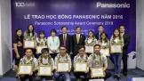 Panasonic vinh danh sinh viên ưu tú