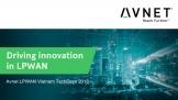 Avnet LPWAN Vietnam TechDays 2018