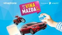 Mua thẻ Vina mang Mazda về nhà