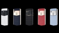 Vertu trình làng smartphone Android siêu sang