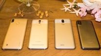 Trở lại Việt Nam, Coolpad ra mắt một lúc 4 smartphone phổ thông
