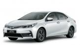 Toyota Corolla Altis 2018 hiện đại và thông minh hơn