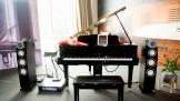 AV Show 2018: Thú vị Piano tự chơi nhạc hòa tấu của Yamaha