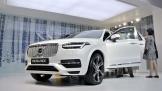 Volvo XC90 T8 Excellence: SUV hạng sang với động cơ Hybrid