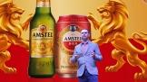 Amstel chính thức ra mắt người dùng Việt