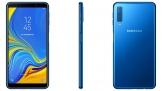 Đặt trước Samsung Galaxy A7 2018, nhận đặc quyền ưu đãi