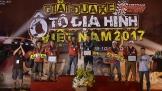 TMV tài trợ bạc giải đua Vietnam Offroad CUP 2018
