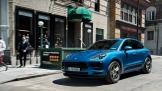 Paris Motors Show 2018: Porsche trình làng Macan mới