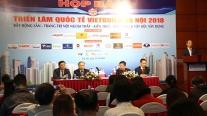 Triển lãm Vietbuild Hà Nội 2018 lần thứ 3 sắp được diễn ra