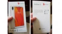 Bất ngờ xuất hiện smartphone Vsmart