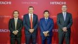 Johnson Controls Hitachi Air Conditioning hợp tác cùng TUG mang máy lạnh Hitachi đến cho người dùng Việt