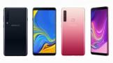 Samsung Galaxy A9 chính thức ra mắt