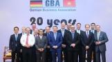 Các nhà đâu tư Đức mong muốn đẩy mạnh phát triển tại Việt Nam