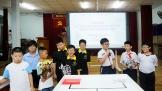 Đoàn Robotacon WRO 2018 Việt Nam lên đường tham dự VCK quốc tế tại Thái Lan