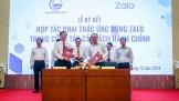 Bình Dương ứng dụng Zalo vào cải cách hành chính