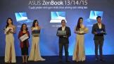 ASUS Zenbook thế hệ mới: Mỏng nhẹ hơn, mạnh mẽ hơn