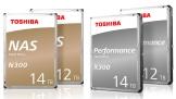 Toshiba ra mắt ổ cứng HDD dung lượng 14 TB