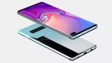 Ảnh dựng ấn tượng về flagship Samsung Galaxy S10