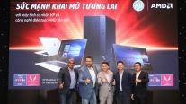 HP ra mắt loạt sản phẩm sử dụng công nghệ AMD tân tiến