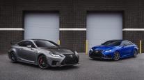 Lexus RC F 2020 và RC F Track Edition hoàn toàn mới