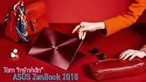 Tam 'mỹ nhân' ASUS ZenBook 2018