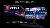 Màn hình gaming của MSI đã hỗ trợ công nghệ NVIDIA G-Sync