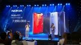 Nokia 8.1 chính thức ra mắt với giá bán 7.990.000 đồng