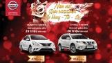 Mừng năm mới 2019, Nissan điều chỉnh giá bán lẻ