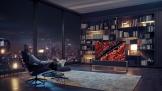 CES 2019: LG ra mắt TV OLED cuộn đầu tiên trên thế giới