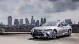 Lexus LS 2019: Sedan đẳng cấp cập bến Việt Nam