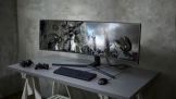 CES 2019: Không gian làm việc và chơi game hiện đại với dòng màn hình mới của Samsung