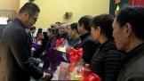 TMV tặng quà Tết cho các gia đình chính sách tại tỉnh Vĩnh Phúc