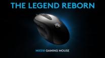 Logitech hồi sinh huyền thoại chuột game MX518