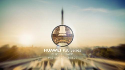 Huawei P30 sẽ chính thức ra mắt vào ngày 26/3