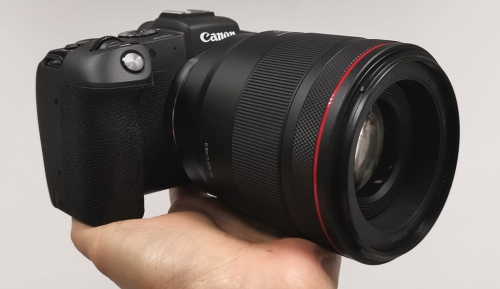 Canon EOS RP: Lựa chọn mới cho start-up photographer