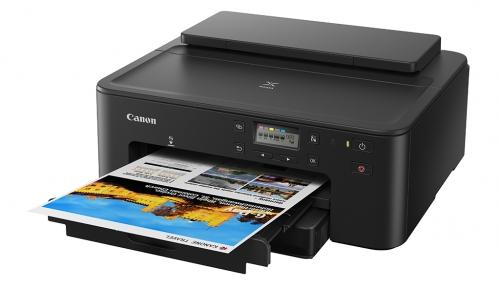 Canon PIXMA TS707: Máy in đa năng cho gia đình và doanh nghiệp