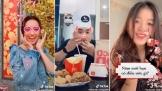 TikTok 'bội thu' với gần 170.000 video 'Thử thách liên hoàn' dịp Tết Nguyên Đán